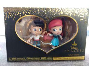 Disney princess funko pop romance series Ariel and Eric funkopop for Sale in Las Vegas, NV