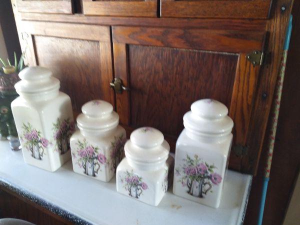 Kitchen jars