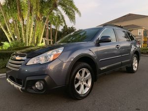 2013 Subaru Outback 2.5I Limited Leather Sunroof Navigation Heated Seats Clean for Sale in Orlando, FL
