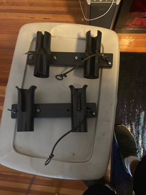 Fishing rod roof rack for car for Sale in Kings Park, NY