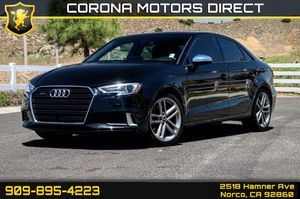 2017 Audi A3 Sedan for Sale in Norco, CA