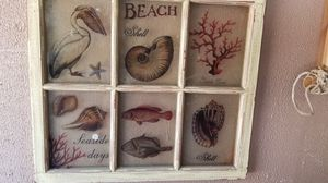 Vintage Beach window for Sale in Niceville, FL