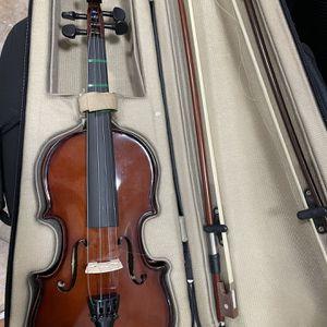 Used violin with case. for Sale in Miami, FL