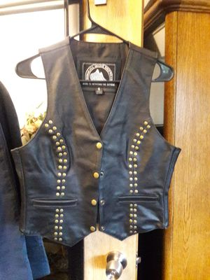 Motorcycle vest for Sale in Hillsboro, OR
