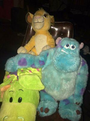 Disney stuffed animals for Sale in Stockton, CA