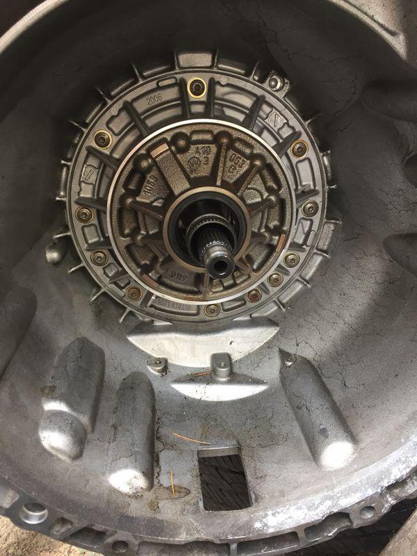bmw e90 N54 335i zf transmission