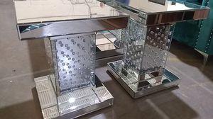 Mirror end tables for Sale in Dallas, TX