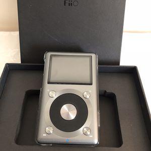 MP3 Fiio X 3 2Nd Gen Fx 3221 Digital Audio Player OBO for Sale in Lake Ridge, VA