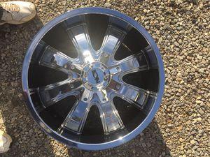 ION 20x10 wheels for Sale in Farmville, VA