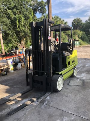 Clark GCS25MD Forklift 5,000 Lbs for Sale in Tampa, FL
