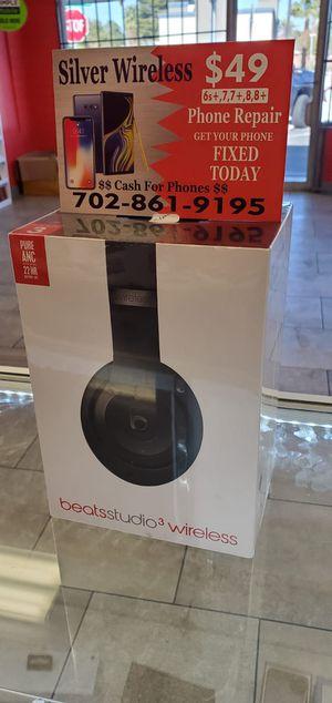 BEATS STUDIO 3 WIRELESS $169 for Sale in Las Vegas, NV