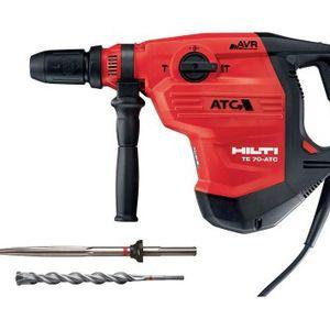 HILTI 120-Volt SDS-MAX TE Hammer Drill Kit + Drill Bit for Sale in Hoffman Estates, IL
