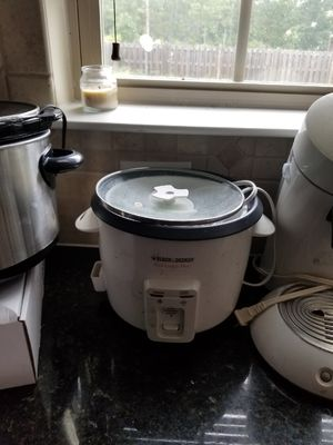 Rice Cooker for Sale in Apex, NC