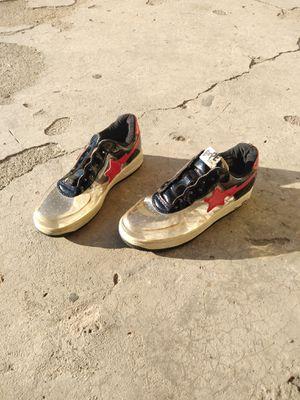 Bape shoes for Sale in San Bernardino, CA