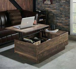 Rustic Oak Lift-top Coffee Table for Sale in Riverside, CA