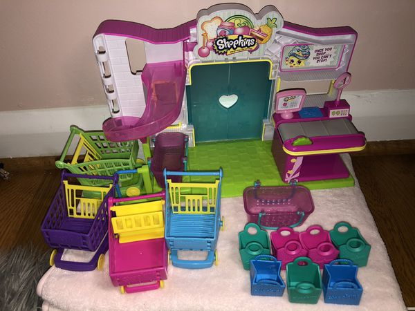 shopkins grocery store , The Small Mart
