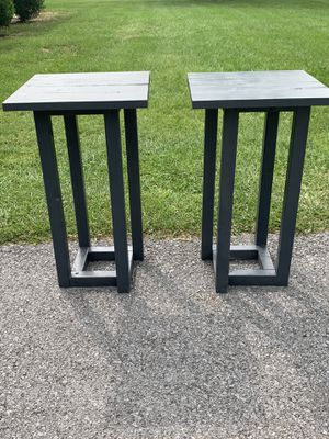 Side tables for Sale in Martinsburg, WV