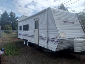 """1999 28"""" Wildwood Toy Hauler for Sale in Portland, OR"""
