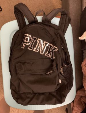 Pink VS black backpack for Sale in San Diego, CA