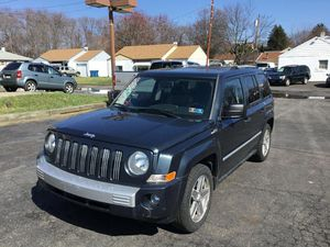 2008 Jeep Patriot for Sale in Bensalem, PA