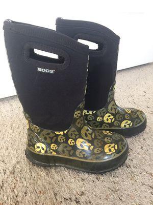 Bogs Children's Kids Winter Snow Rain Boots Size 12 for Sale in Denver, CO