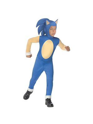 Sonic the hedgehog boys Halloween costume for Sale in Philadelphia, PA