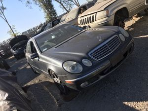 2004 Mercedes E500 parts only for Sale in Chula Vista, CA