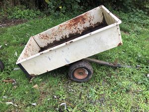 Trailer for garden or mower tractor for Sale in Kent, WA