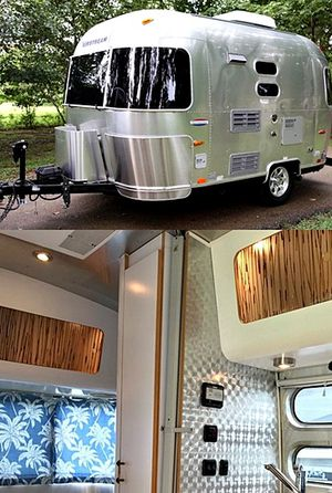Perfect condition $1000 firm.Airstream Ocean Breeze for Sale in Denton, TX