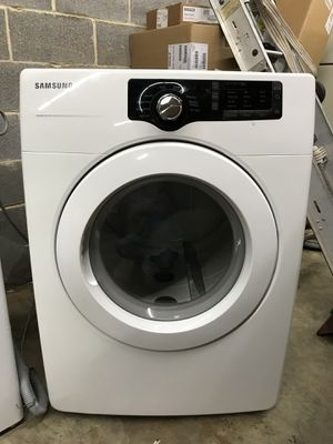 Samsung washer and dryer for Sale in Gaithersburg, MD