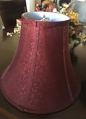 Lamp shape for Sale in Ripon, CA