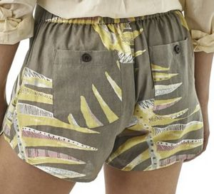 NWT PATAGONIA Garden Island Shorts Palms Of My Heart Sz M for Sale in Miami, FL