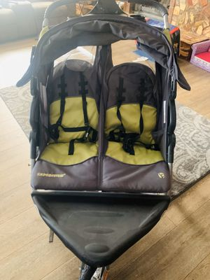 Double Expedition Stroller for Sale in California City, CA