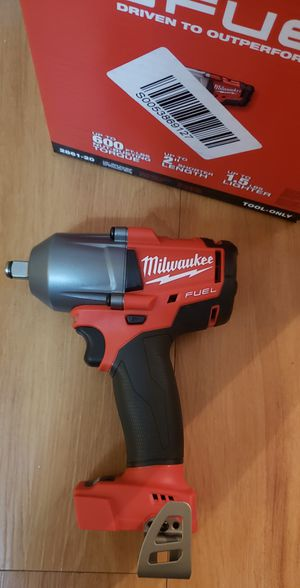 """NEW MILWAUKEE FUEL M18 1/2"""" IMPACT WRENCH for Sale in Lombard, IL"""