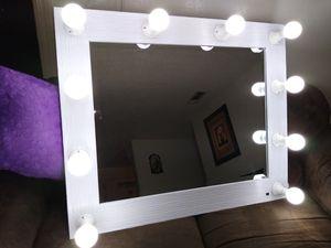 Vanity mirror 46In for Sale in Fresno, CA