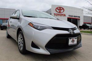 2018 Toyota Corolla for Sale in Grapevine, TX