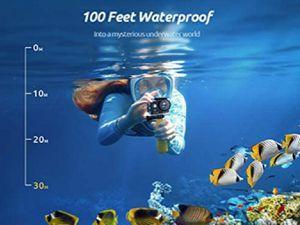 VanTop Moment 4U 4K Action Camera 20MP Underwater Waterproof Camera for Sale in Beltsville, MD
