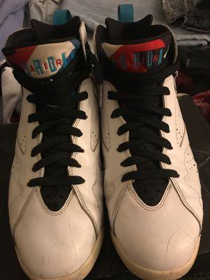 Jordan, retro 7's, red white & blue, 9 1/2 for Sale in Tucson, AZ