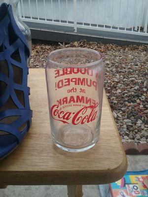 Coca cola glass for Sale in Las Vegas, NV