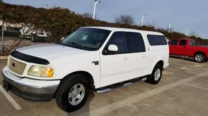 2002 ford f150 supercrew 4.6v8 for Sale in Plano, TX