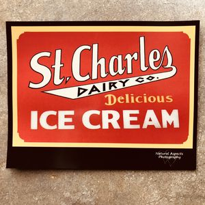 Used, St. Charles Dairy magnet $4 for Sale for sale  Saint Charles, MO