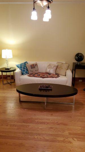 Livingroom Set & Bed Frame for Sale in Portland, OR