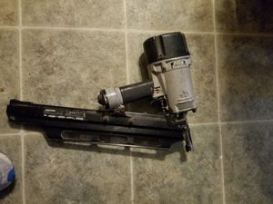 16 penny nail gun air powered for Sale in Moore, OK