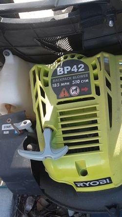 Leaf Blower, Ryobi Gas Powered for Sale in Las Vegas,  NV