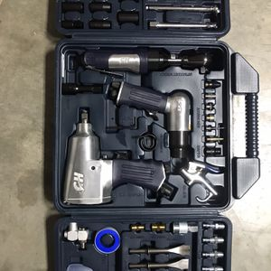 Air compressor tool kit for Sale in Katy, TX