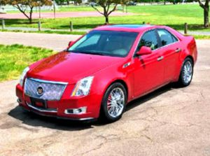 Red Cadillac CTS for Sale in Danville, VA