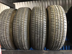 215/75/14 trailer tires for Sale in San Diego, CA