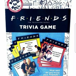 FRENDS TRIVIA CARDS GAME for Sale in Wichita, KS