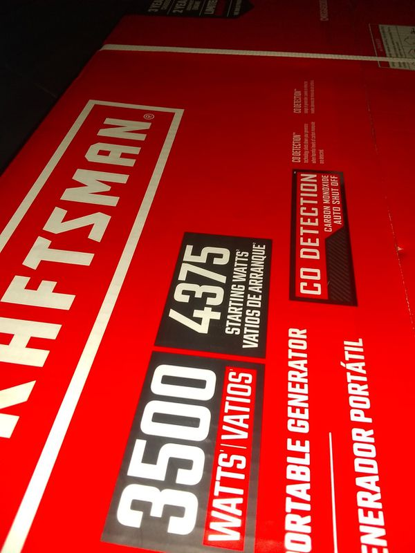 SEARS CRAFTSMAN 3500 / Brand new