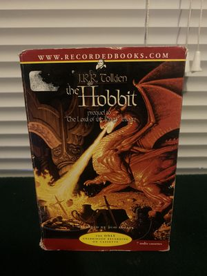 The Hobbit Audio Books Vintage 1991 (7) Audio Cassettes for Sale in LOS RNCHS ABQ, NM
